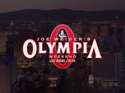 50th Olympia 2014
