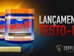 TESTO-HD Estimulante Natural de Testosterona